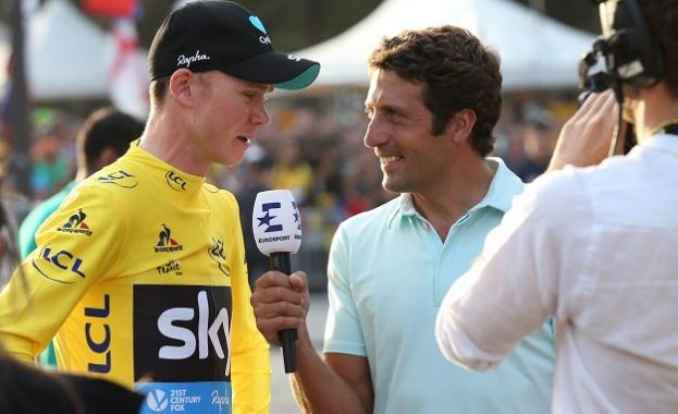 """Снимка: Евроспорт ще излъчи """"Тур дьо Франс"""" на живо"""