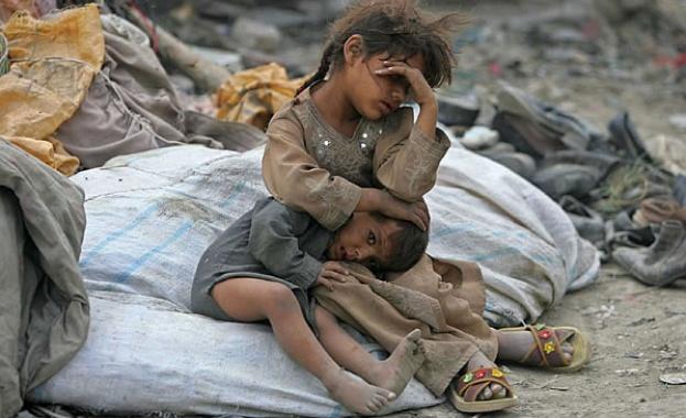 Всяко пето дете в богатите страни живее в бедност, сочи