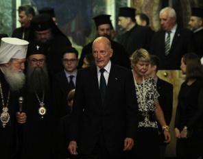 Благодарствен молебен по случай 80-годишнината на Н.В. Цар Симеон II Сакскобургготски