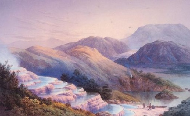 Преоткриха 8-то чудо на света след 130 години под вулканична пепел