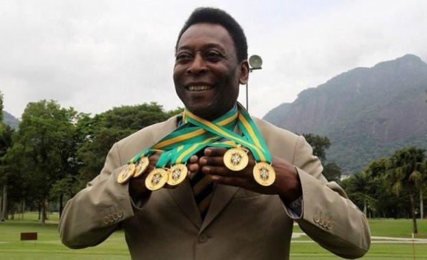 Краля на футбола Пеле ще присъства на мача на откриването