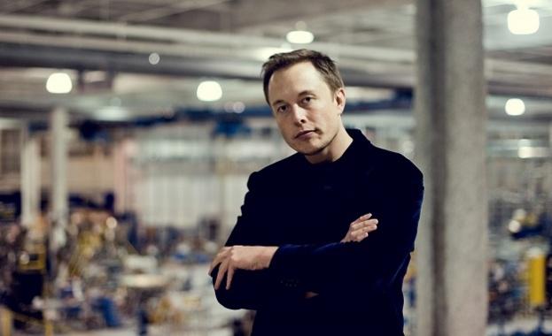 Изпълнителният директор на Tesla Motors - Илон Мъск, обяви, че