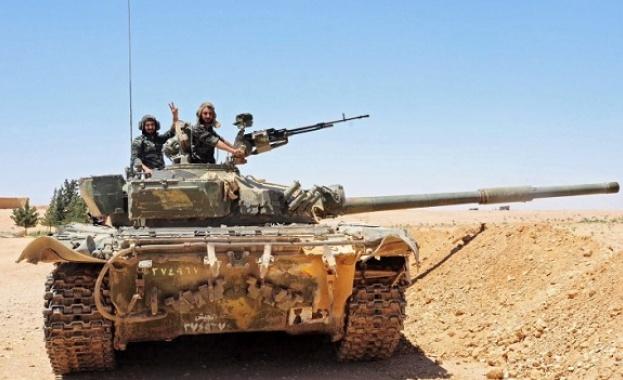 Иракските сили щурмуват контролирания от ДАЕШ