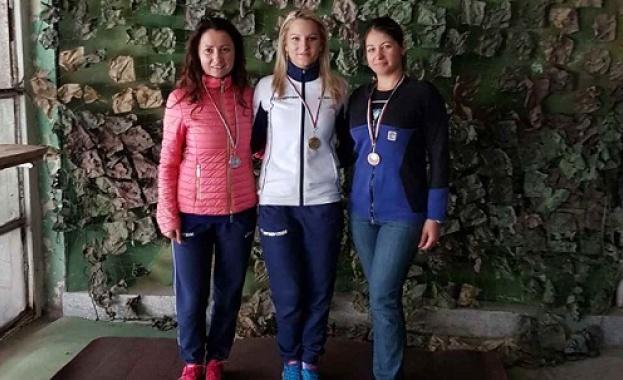 Пловдивчанката ще участва на Европейското първенство в Баку Таня Звискова