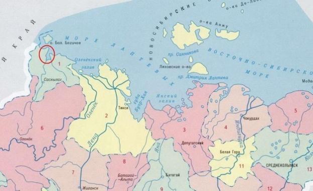 Откриха ново петролно находище в Арктика