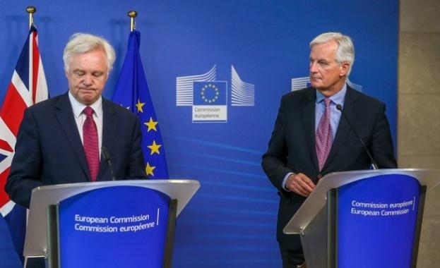 Започнаха преговорите по Брекзит-а
