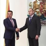 Заев: България първа призна Македония под нейното конституционно име