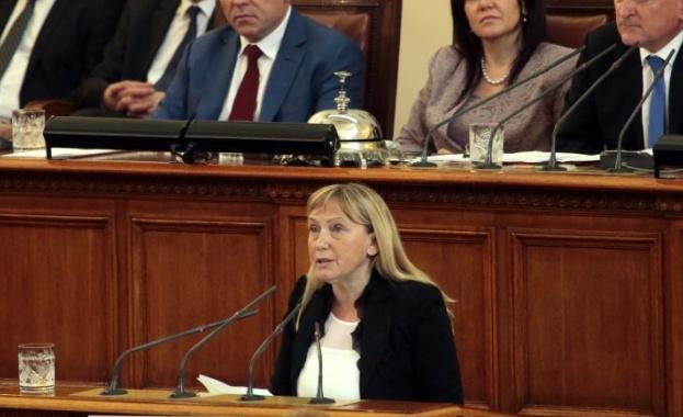 Йончева: Превръщането на България в корумпирано владение на ГЕРБ и Борисов, няма да мине