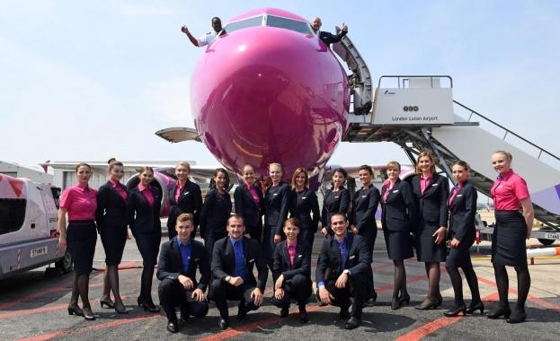 Wizz Air, най-голямата нискотарифна авиокомпания в Централна и Източа Европа,
