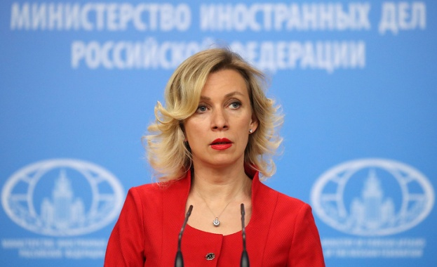 """Мария Захарова определи като """"цирково шоу"""" заявлението на Тереза Мей"""