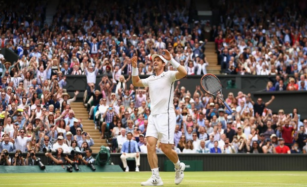 Повече тенис фенове в повече държави от когато и да