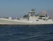 Руски военни кораби унищожиха складове с оръжия на джихадистите в Сирия