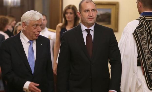 България и Гърция доказаха, че две държави и два народа