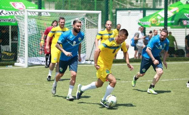Столичните регионални полуфинали на Фен Купа 2017 бяха официално открити