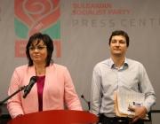 Нинова: Смесената избирателна система отговаря на очакванията на хората и запазва държавността