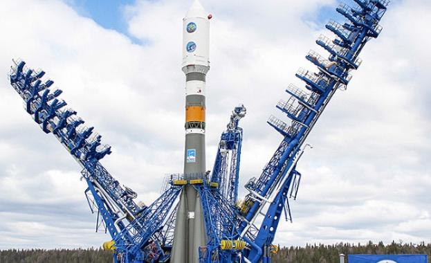Новият спътник в орбита край Земята беше изстрелян от Русия.