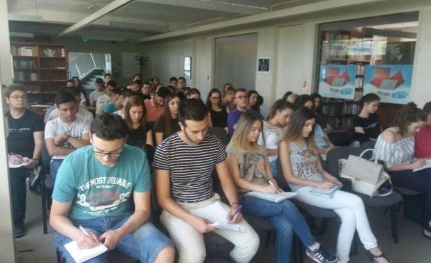 Над 300 македонски младежи искат да учат висше образование в