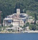 Кораб стана храм във водите край Атон