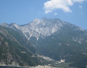 Атон, Света гора