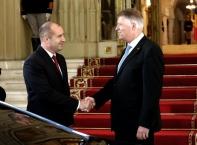 Президентът Радев на посещение в Румъния