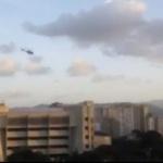 Полицейски хеликоптер щурмува властта във Венецуела