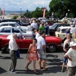 Близо 200 автомобила и 20 мотоциклета ще се включат в ретро парада в Бургас