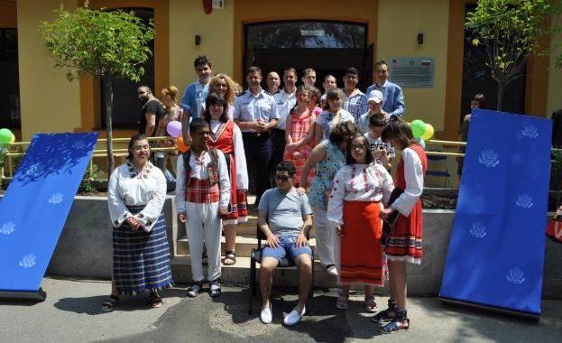 Деца и младежи с увреждания и техните родители от Бургас