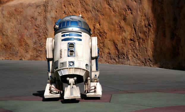 Роботчето R2-D2 от