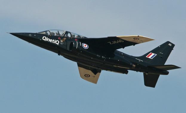 Изпълняващият длъжността командир на френските военновъздушни сили Жен Ришар Ребул