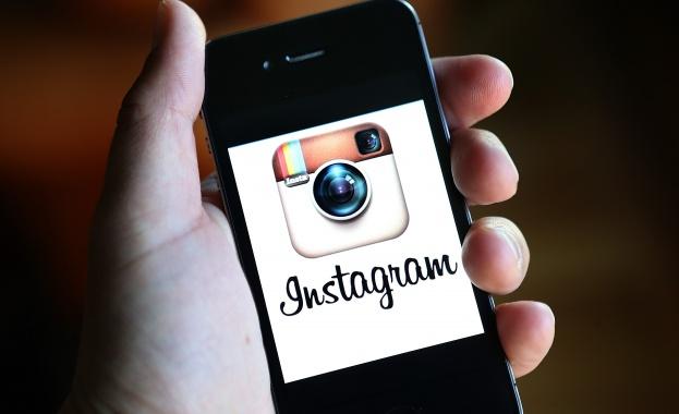 Instagram с нов бутон. За дарения