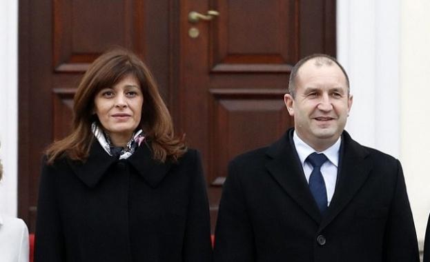Две деца от родопското село Вълчан дол гостуват на президентското