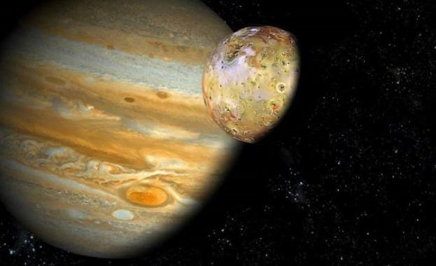 Юпитер е станал най-голямата планета в Слънчевата система, поглъщайки огромна