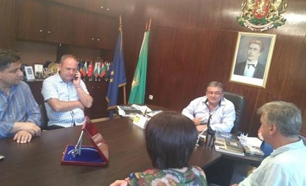 Снимка: Проблемите на жителите от община Първомай ще бъдат поставени от парламентарната трибуна