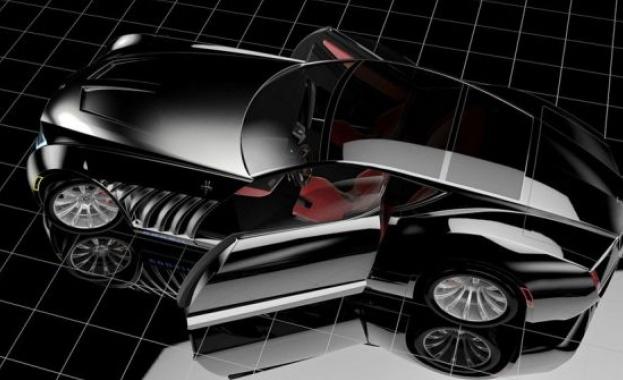 Американци правят суперавтомобил с 13-литров двигател и 1000 конски сили на метан