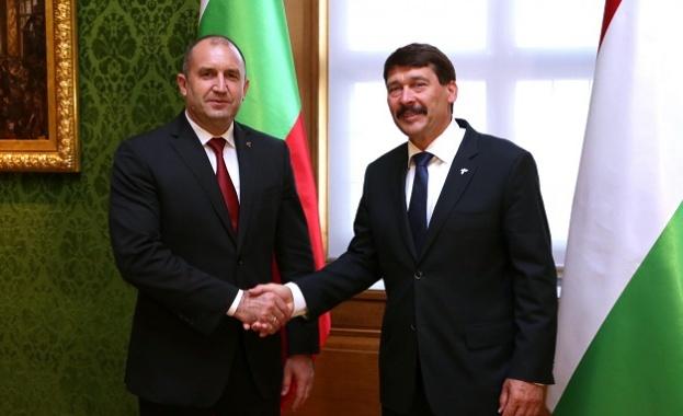 Унгария е близък приятел и важен партньор на България, като