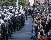 Протест и сблъсъци пред Върховната рада в Киев