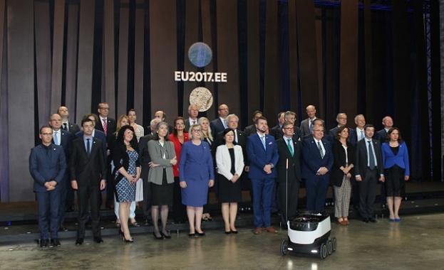 Министърът на правосъдието Цецка Цачева взе участие в неформалното заседание