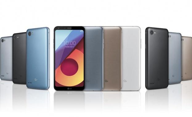 LG Electronics обяви, че LG Q6, част от новата серия