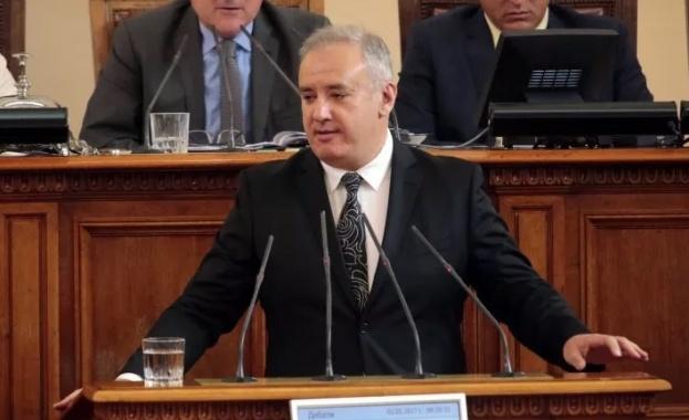 Снимка: Атанас Костадинов: Управляващите превърнаха НДК в дворец на хаоса