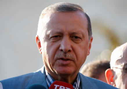 Ексцесии в Ню Йорк заради Ердоган