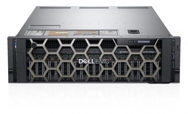 Dell EMC обяви наличността в цял свят на своето следващо