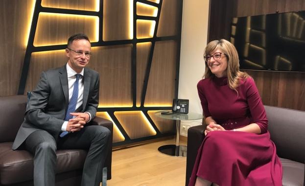 България и Унгария ще засилят сътрудничеството си в енергетиката