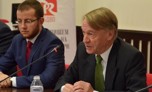 Остри критики за българската съдебна система отправи холандският посланик Томас
