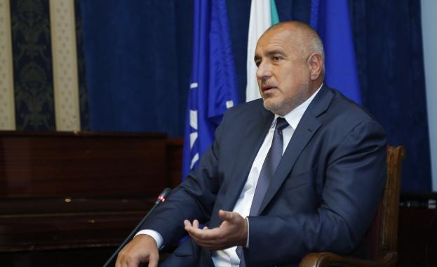 Борисов: От 2020-а потича газ от Азербайджан за България