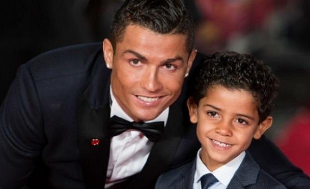Роналдо пак ще става баща