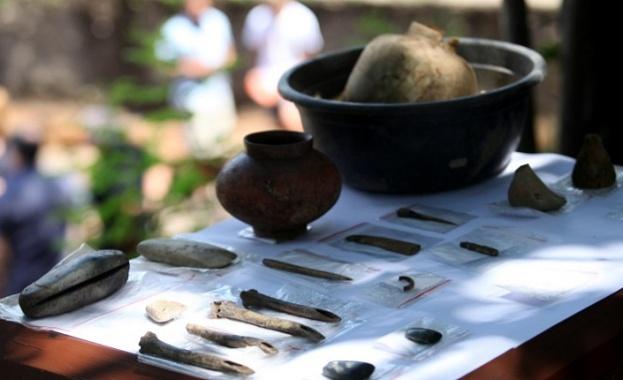 Съд на 8 хиляди години - шедьовър на раннонеолитната култура,