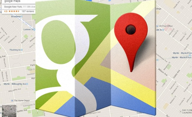 Google отбелязва 15-я рожден ден на Google Maps с някои новости