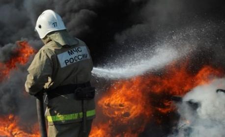 Трагедия! Четири деца загинаха при пожар в Русия