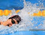 Кейти Ледецки с два златни медала на световното по плуване