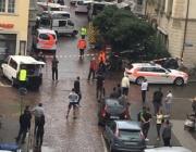 Петима ранени при нападение с резачка в швейцарски град
